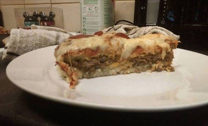 The McPizza Is The Snack You Never Knew You Needed (12 pics)