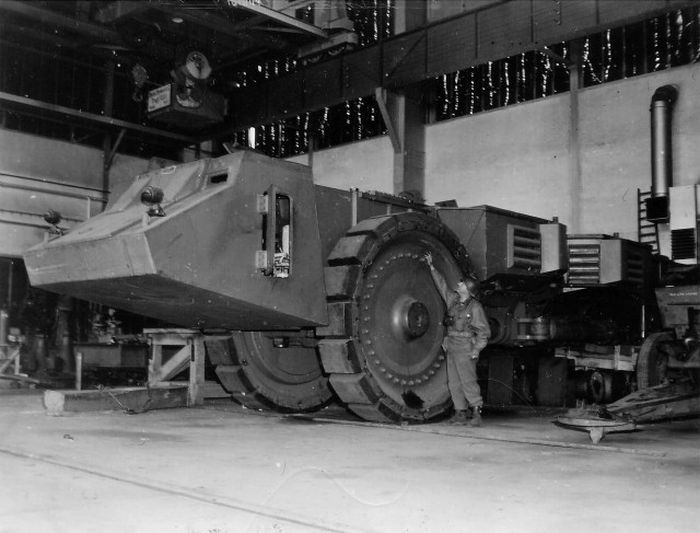 Tanks That Took On The Minefields (17 pics)
