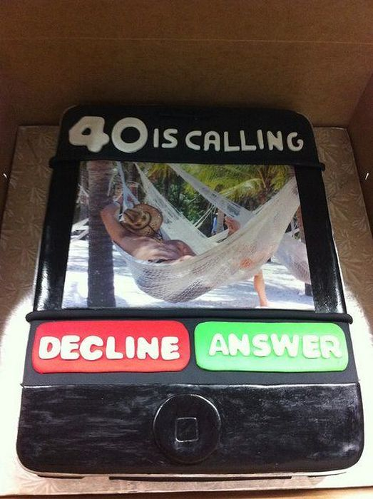 Creative Cakes That Are Just Too Funny To Eat (25 pics)