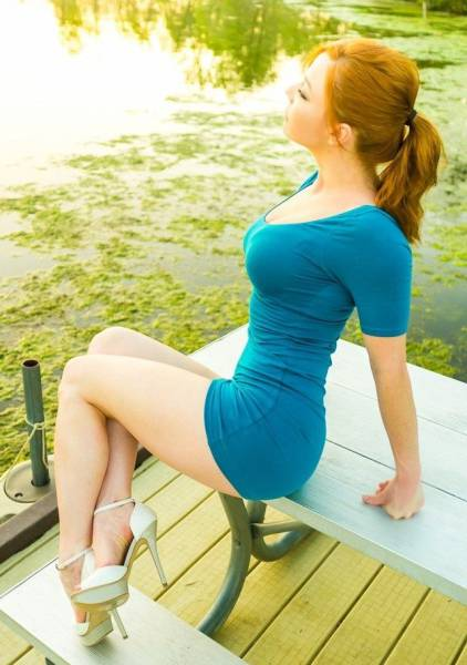 Gorgeous Women In Skin Tight Dresses Are The Sweetest Kind Of Eye Candy (61 pics)