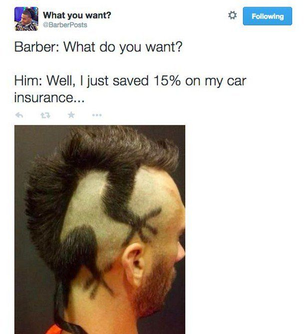 People Who Asked For Terrible Haircuts And Got What They Wanted (30 pics)