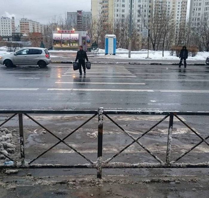 Russia Might As Well Be Its Own Planet At This Point (40 pics)