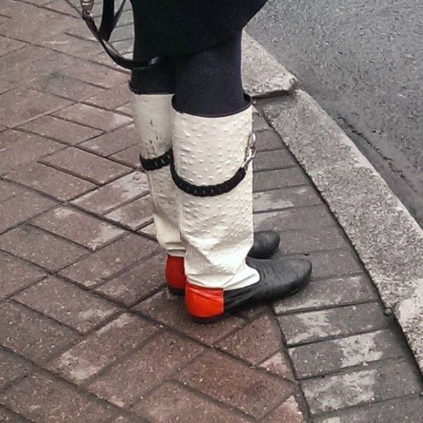 This Is Bizarre Fashion At Its Finest (46 pics)
