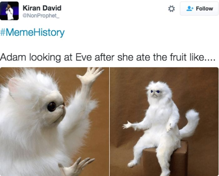 The World Wasn't Ready For Meme History (20 pics)