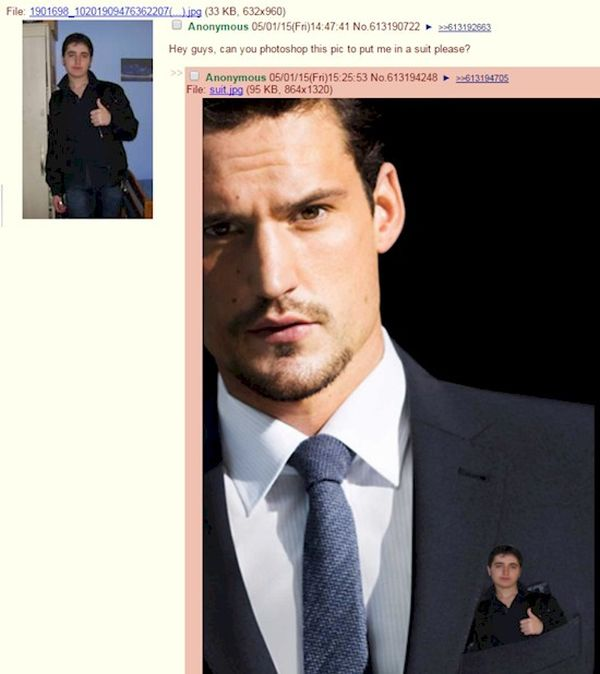 Photoshop Trolls Are The Most Powerful Trolls There Are (15 pics)