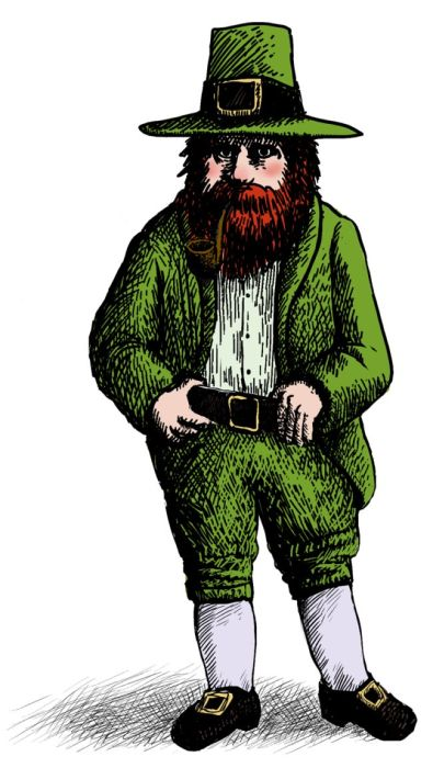 10 Secrets About Leprechauns To Help You Enjoy St. Patrick's Day (10 pics)