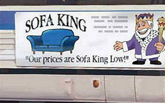 Hilarious Advertisements That Get Their Point Across Real Quick (30 pics)