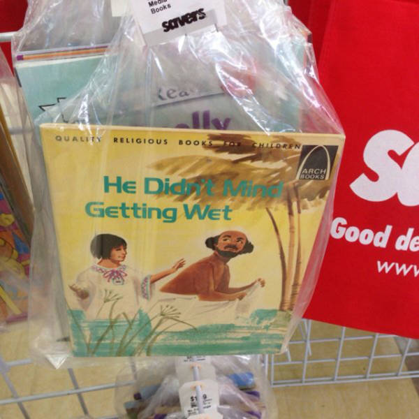 Really Random Thrift Shop Items That Just Can't Be Explained (66 pics)