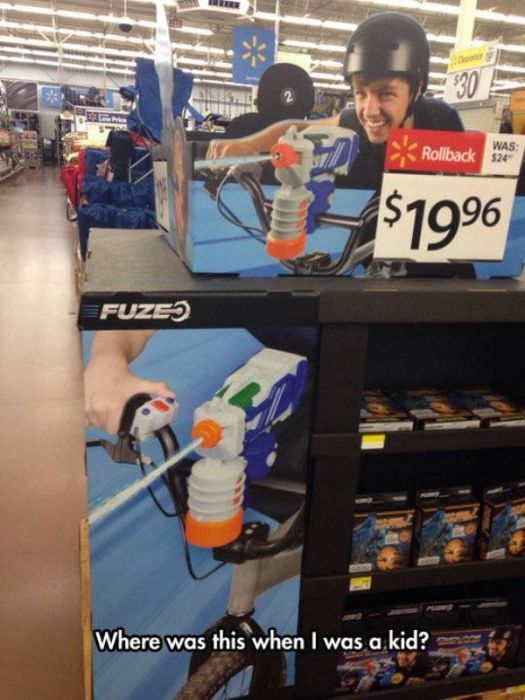 It's Always The Awesome Things You Don't Need That You Want The Most (40 pics)