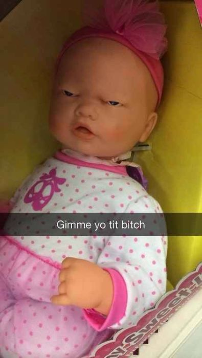 Funny And Clever Snapchats That Will Keep You Laughing All Day  (35 pics)