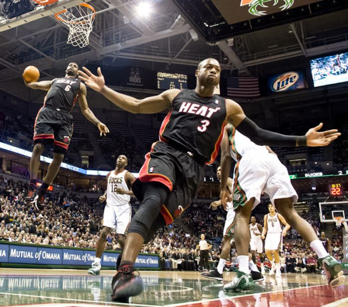 Fascinating Photos That Will Excite Your Inner Sports Fan (16 pics)