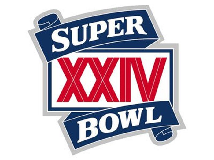NFL Super Bowl Logos From The Biggest Games In The History Of Football (51 pics)