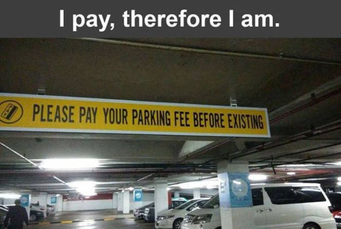 Strange And Hilarious Signs That Will Either Scare You Or Make You Laugh (40 pics)