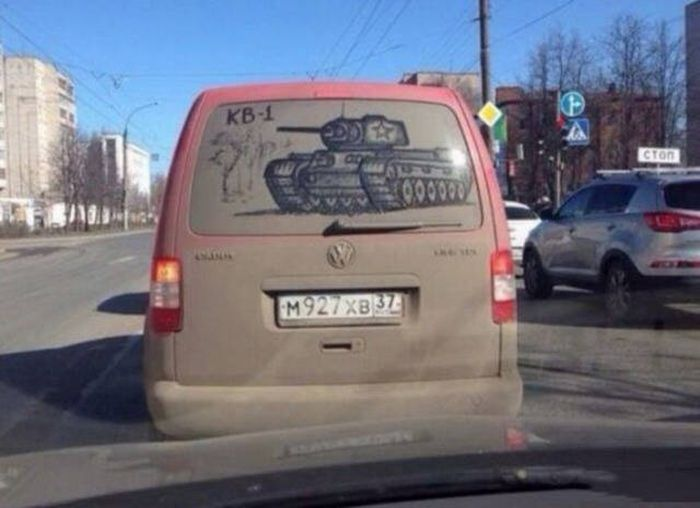 Only The Brave And The Crazy Have What It Takes To Survive In Russia (41 pics)