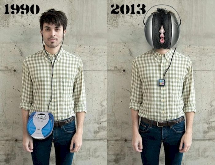 Pictures That Show Just How Much Society Has Changed (18 pics)