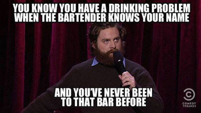 Funny Jokes Courtesy Of The World's Best Stand Up Comedians (24 pics)