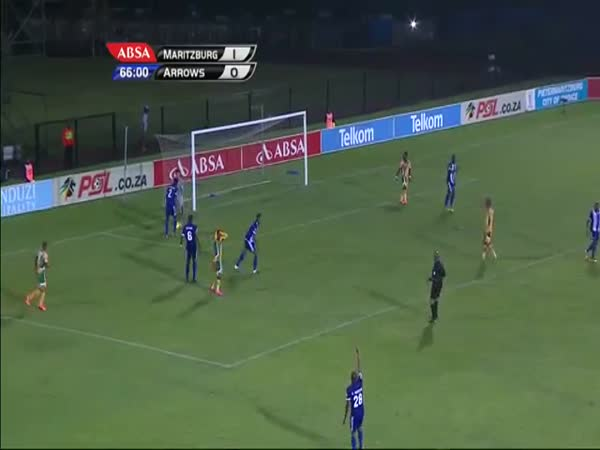 Verbauwhede Comedy Show Maritzburg United Vs Golden Arrows