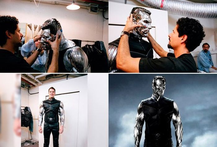 See How The Mutants Came To Life In X-Men: The Last Stand (5 pics)