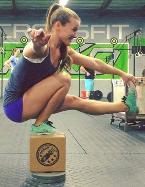 From Anorexic To CrossFit Athlete In 6 Years (24 pics)