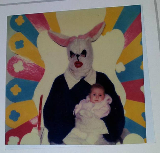 A Collection Of Awkward, Awesome And Exciting Easter Fails (52 pics)