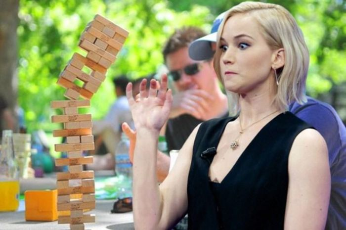 Jennifer Lawrence Has Become The Victim Of Yet Another Photoshop Battle (15 pics)