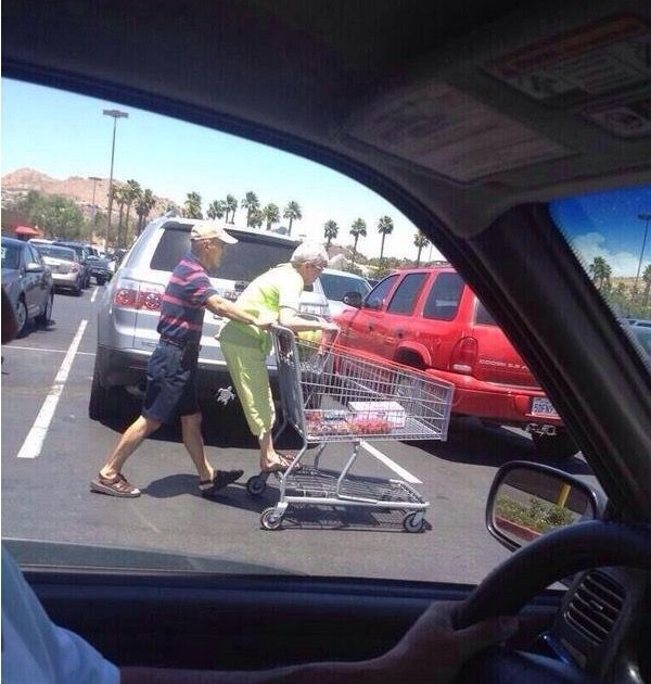 True Love Usually Looks A Lot Like This (20 pics)