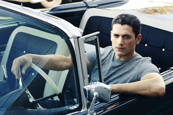 Wentworth Miller Shares An Inspirational Message With His Fans (3 pics)