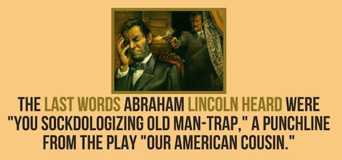Fascinating Facts About Former American President Abraham Lincoln (28 pics)