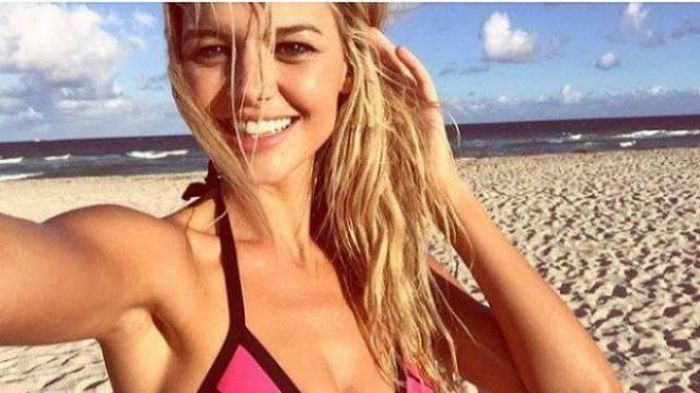 Kelly Rohrbach Is Taking On Pamela Anderson's Old Baywatch Role (24 pics)