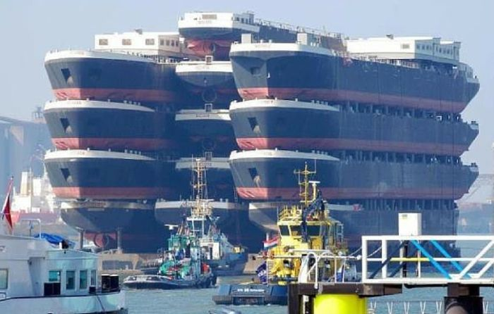 The Most Massive Machines Ever Created By Humans (27 pics)