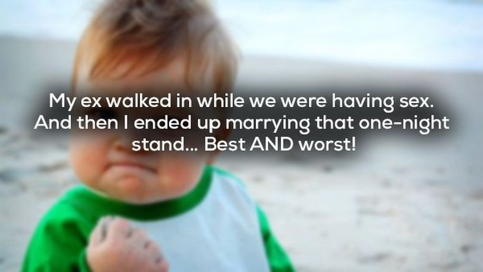 People Share Horrifying And Hilarious Stories From Their Worst One Night Stands (16 pics)