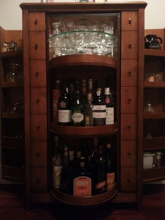 There's A Special Surprise Inside This Cabinet (3 pics)