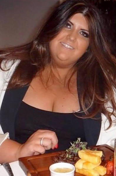 Overweight Woman Transforms Her Body After Being Forced To Buy Two Plane Seats (15 pics)