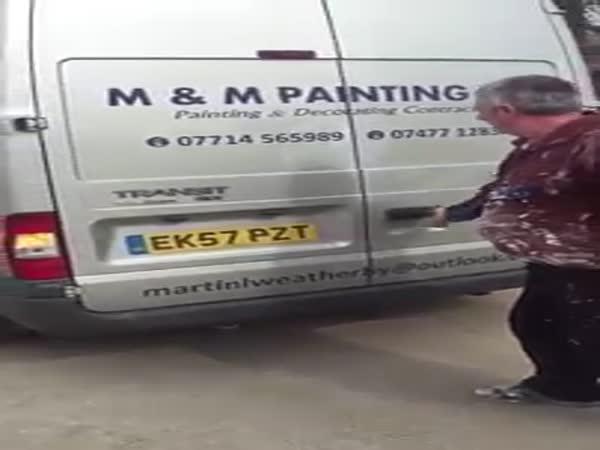 Paint Transportation