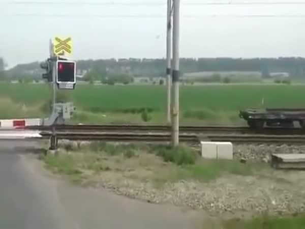 Pushing The Train