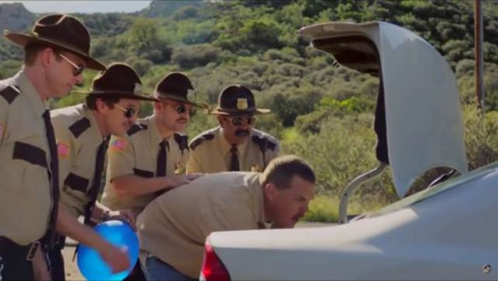 Interesting Facts About How The Movie Super Troopers Was Made (15 pics)