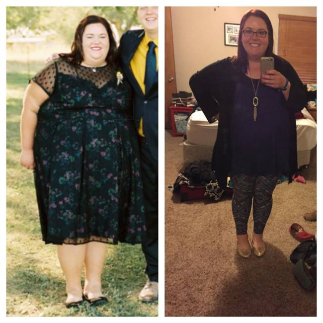 Stunning Weight Loss Transformations That Will Inspire You To Get In Shape (27 pics)