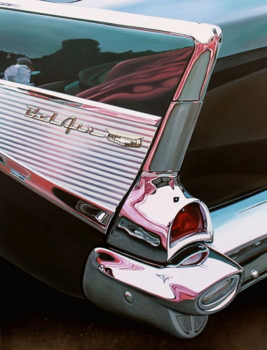 You Won't Believe That These Car Pictures Are Actually Drawings (25 pics)