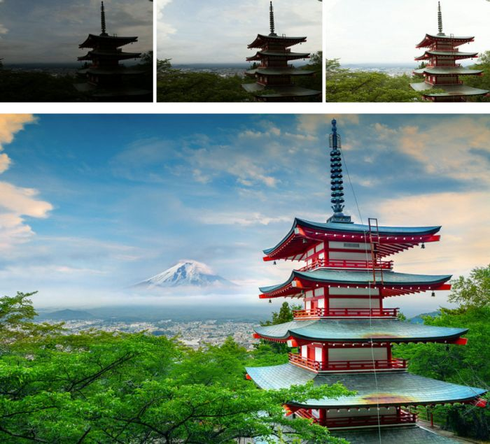 Photographer Shows Off Before And After Pics To Reveal The Secrets Of Photoshop (20 pics)