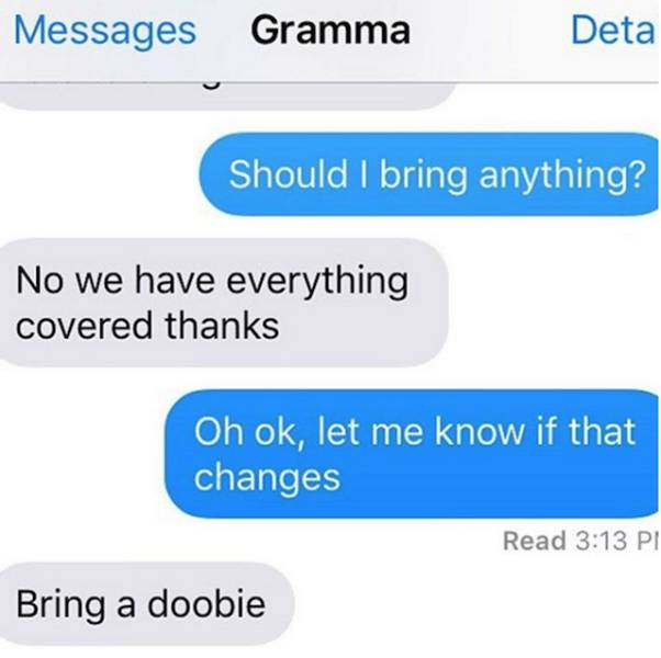 Texts From Parents That Will Make You Laugh And Cringe At The Same Time (26 pics)