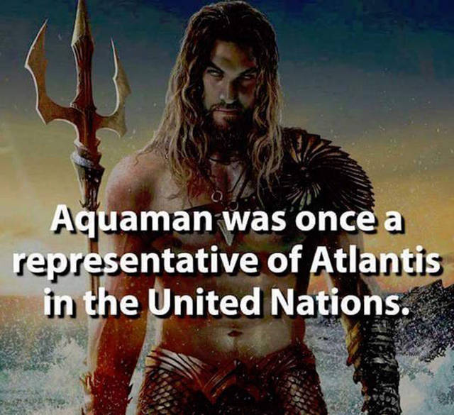 Super Powered Facts About All Your Favorite Superheroes (29 pics)