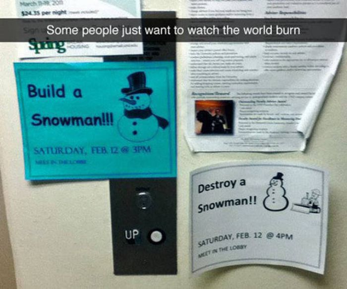 People Who Are Absolutely Proud To Be The Worst  (48 pics)