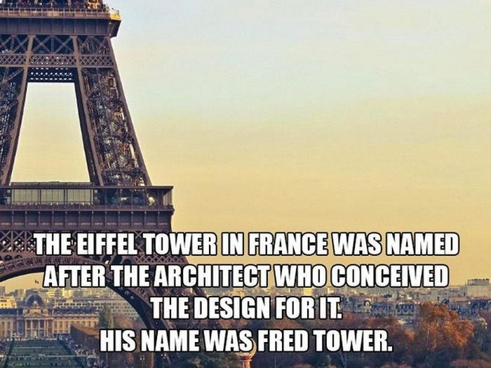 Unreal Facts That You Probably Shouldn't Believe (14 pics)