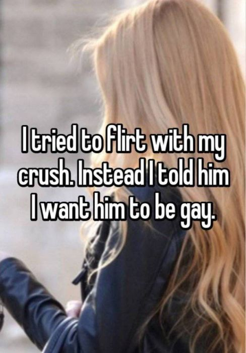Embarrassing Flirting Fails That Will Go Down In History (23 pics)
