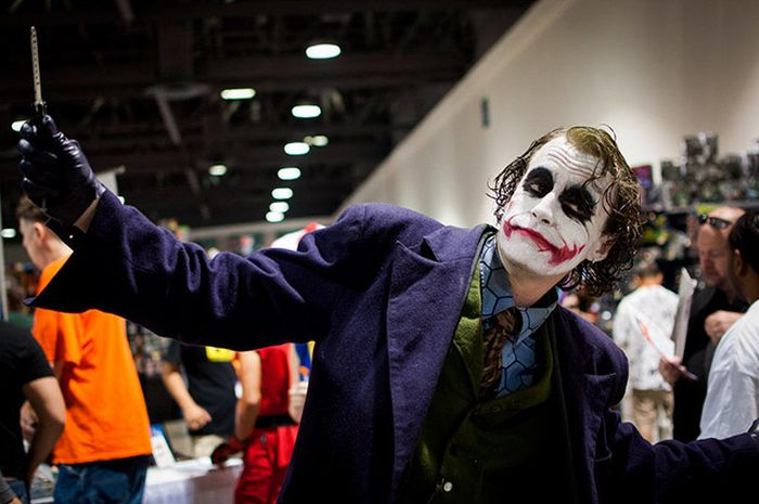 Give It Up For All The People Who Work Hard To Make Cosplay Look Good (25 pics)