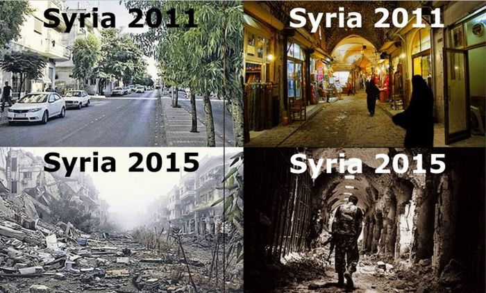 What Syria Looked Like Before The War (31 pics)