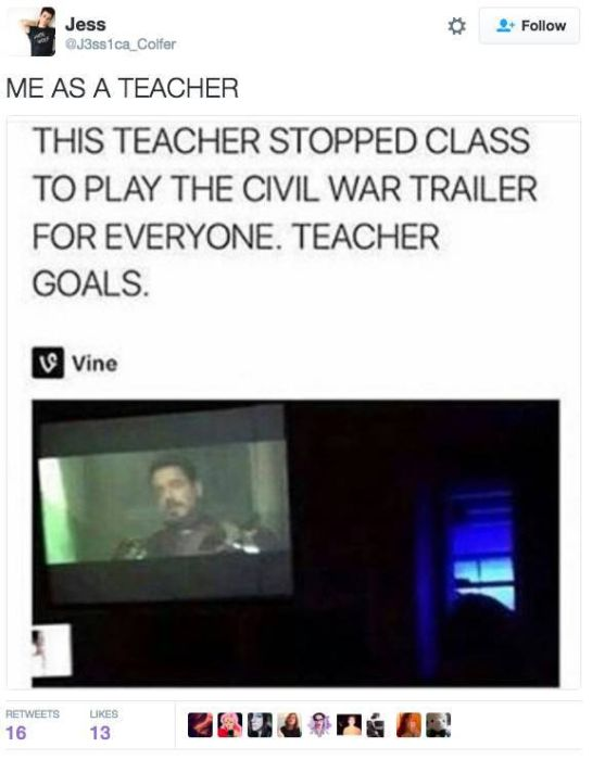 Awesome Things We Would All Do If We Were Teachers (21 pics)
