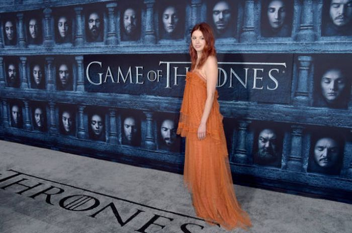 The Game Of Thrones Stars Got Dressed Up For The Premiere Of Season Six (33 pics)