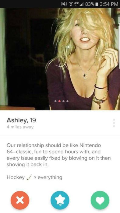 Tinder Users That Have No Shame Admitting How Thirsty They Are (21 pics)