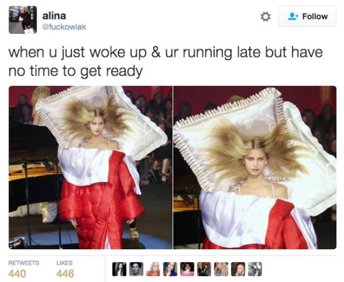 Pictures That Will Make Perfect Sense To Anyone That's Ever Been Late (21 pics)
